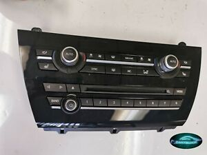 2014-2018-BMW-X5-F15-FRONT-AC-HEATER-RADIO-CLIMATE-CONTROLS-6831943