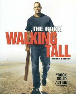 Walking-Tall-2004-PG-13-movie-DVD-The-Rock-Dwayne-Johnson-Johnny-Knoxville