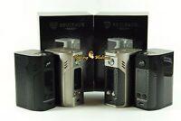 Authentic Wismec Reuleaux Rx300 Leather & Carbon Fiber