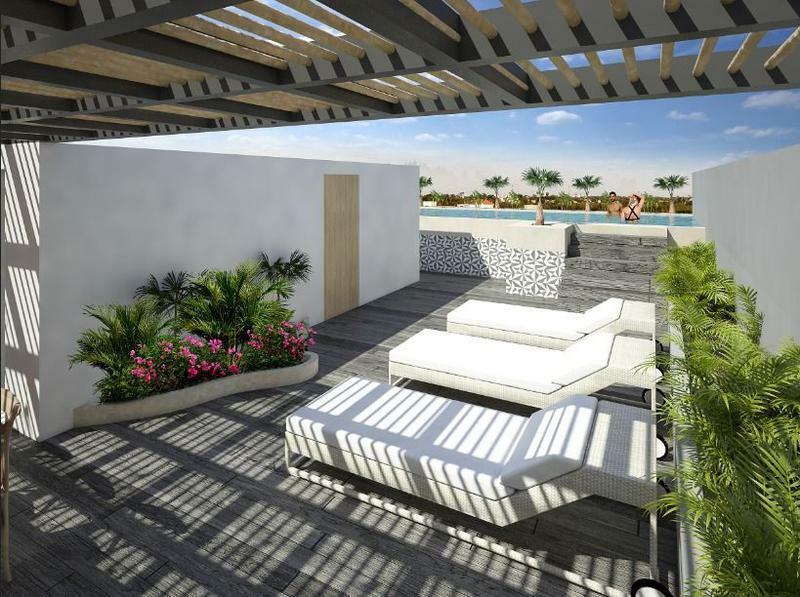 Departamento de lujo en venta en Playa Del Carmen - Amaite