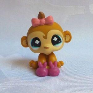 Littlest petshop lps 811 hasbro bebe singe gorille - Petshop singe ...