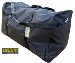 Large-Black-Jumbo-Travel-Shoulder-Sports-Big-Holdall-Equipment-Kit-Bag-174-Litr