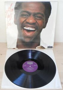 LP AL GREEN Full of fire (London 76 ITALY) 1st ps funk soul VG+
