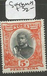 Tonga SG 46 MOG (9chx)