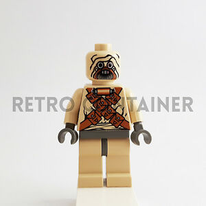 LEGO Minifigures - 1x sw052 - Tusken Raider - Star Wars Omino Minifig Set 7113