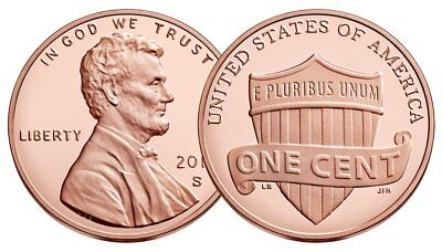 2019 S Jefferson Nickel 1 Deep Cameo Proof Coin In Blister Packaging