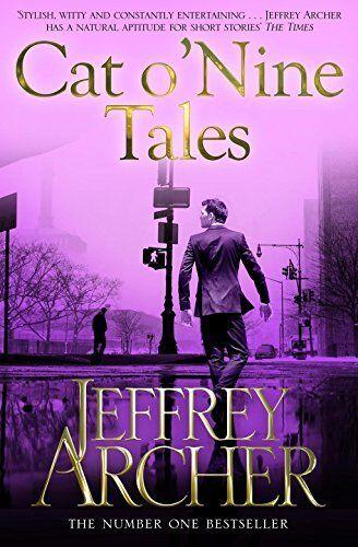 1 of 1 - JEFFREY ARCHER _____ CAT O'NINE TALES ____ SHOP SOILED ___ FREEPOST UK