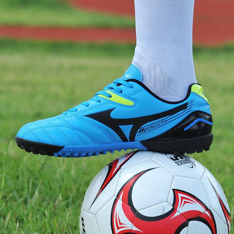 Uomo Outdoor Cleats Scarpe da Ginnastica Football Training Athletic Breathable Soccer scarpe
