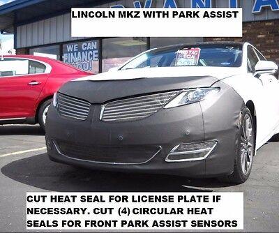 Lebra Front End Cover Bra Mask Fits Lincoln MKZ /& Hybrid models 2010-2012