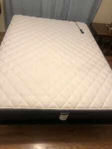 Brand New Queen Size Adjustable Bed With Remote Control Frim