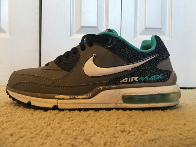 Nike Air Max Wright Shoe Men's Dark Greysquad Greysport Size 11.5