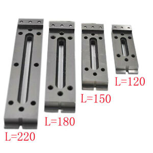 Wire EDM Fixture Board Stainless Jig Tool for Clamping /& Leveling Brand New