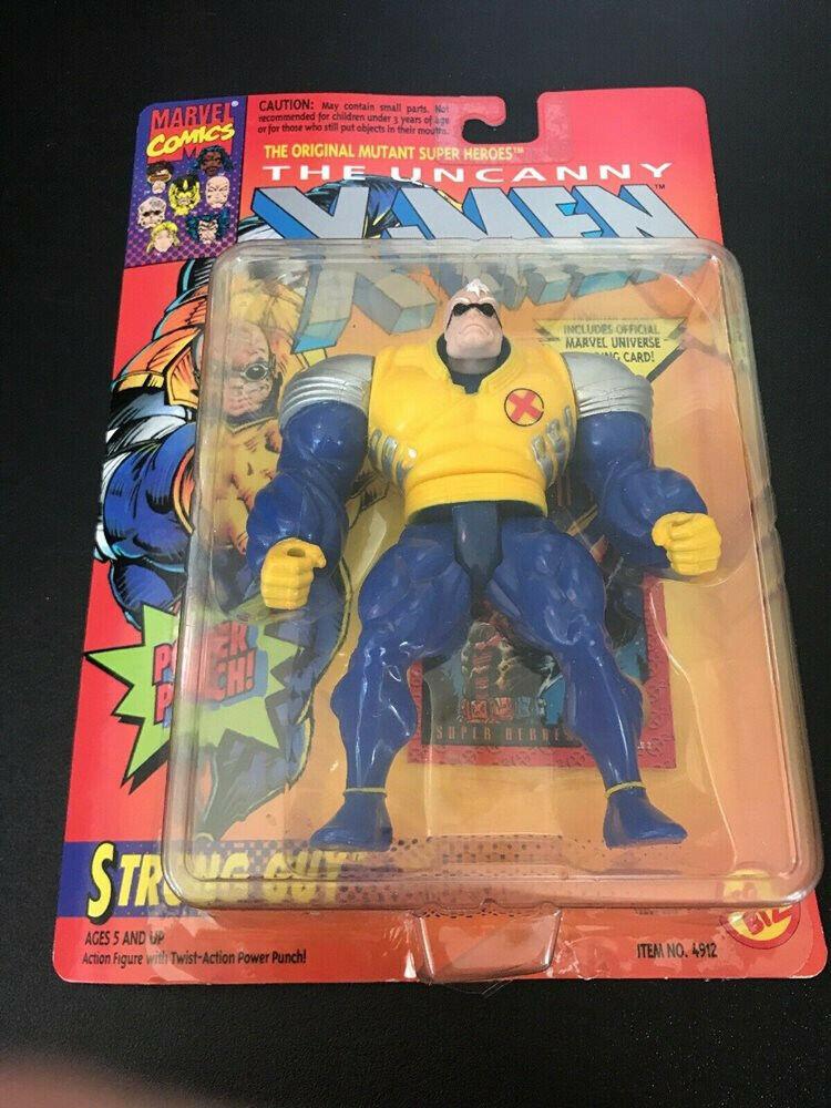 MARVEL THE  UNCANNY X-Hommes Strong Guy toybiz 1993  avec 60% de réduction