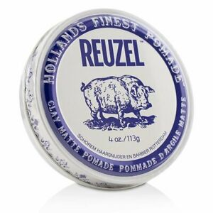 Reuzel-Clay-Matte-Pomade-113g-Styling-Hair-Clay