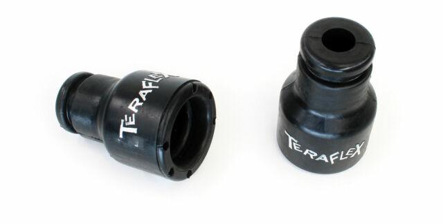 TeraFlex 1953800 Bump Stop Spacer Front Upper Black