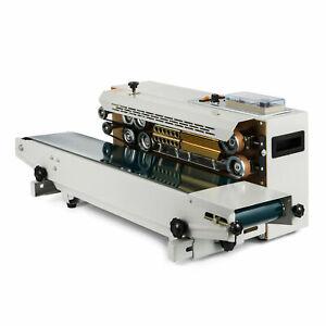 FR-900-Automatic-Horizontal-Continuous-Film-Plastic-Bag-Sealing-Machine