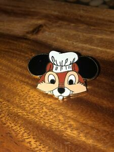 Disney-Chip-And-Dale-Chip-The-Chef-Trading-Pin-Limited-Edition-300