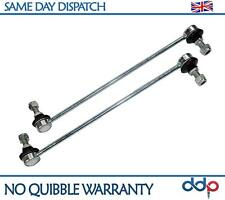 FOR SAAB VAUXHALL SIGNUM VECTRA 1.8 1.9 2.0 FRONT DROP LINKS PAIR 2002 ONWARDS