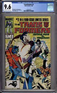 Transformers-2-CGC-Graded-9-6-NM-Marvel-Comics-1984