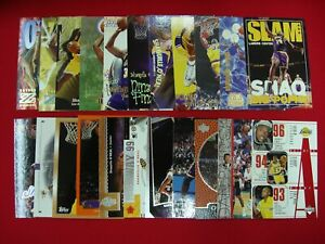 SHAQUILLE-034-SHAQ-034-O-039-NEAL-LA-LAKERS-22-DIFF-BKB-CARD-LOT-w-PREMIUMS-HAVE-A-L-K