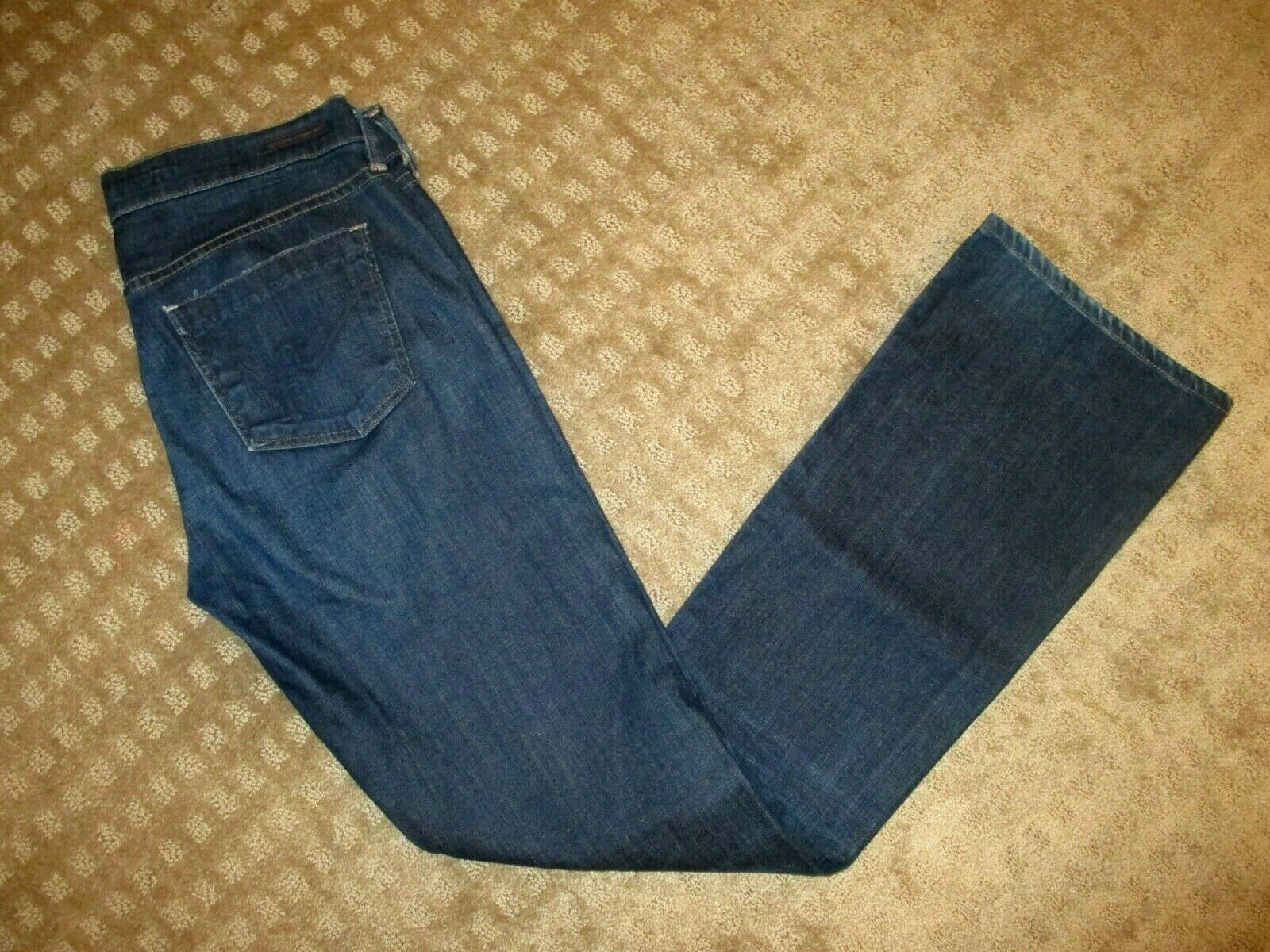Citizens Of Humanity Dita Petite Bootcut Stretchy Dark Wash Jeans- Size 29- EUC