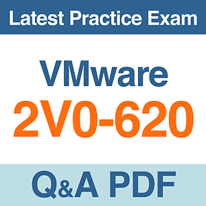 Details about VMware vSphere 6 Foundations Beta Exam 2V0-620 Practice Test  Q&A