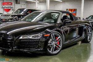 2015 Audi R8 4.2 S-TRONIC, BLACK PACK, B&O
