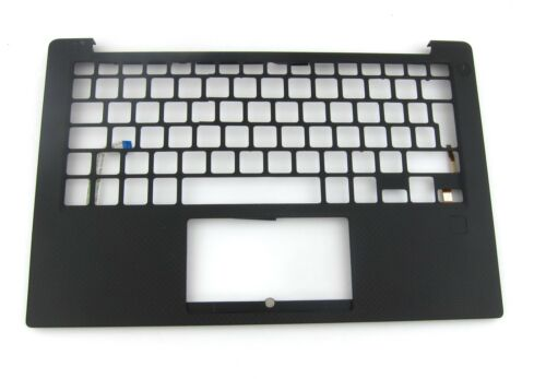 New Dell XPS 13 9350 9360 EMEA Palmrest W// FingerPrint Reader A KGX76