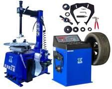 A15 Hp Tire Changer Amp Wheel Balancer Machine Combo 580 680 Free Shipping