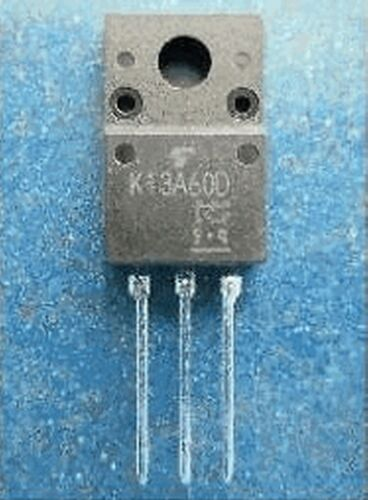 12PCS K13A60D K13A60 TO-220 IC * Aplicaciones Regulador de conmutación