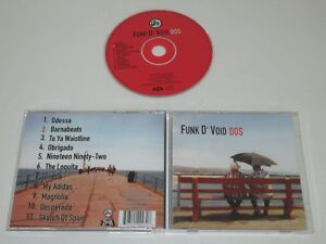 Funk-D-039-Void-DOS-Soma-CD23-RTD-152-1023-2-CD-Album