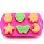 Silicone-Soap-Mold-Candy-Chocolat-Cookies-Cuisson-Moule-Bac-a-Glacons-Gateau-Decor miniature 7