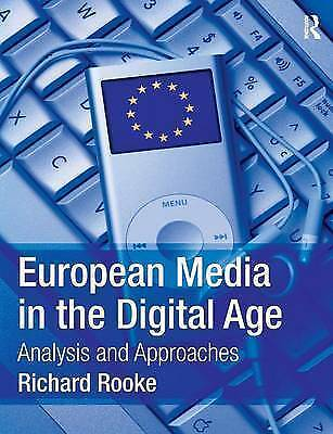 1 of 1 - European Media in the Digital Age: Analysis and Approaches-ExLibrary