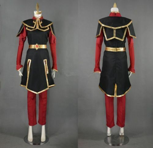 Azula Cosplay Costume from Avatar The Last Airbender Custom-made Aa