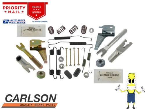 Complete Rear Brake Drum Hardware Kit for Pontiac G5 2009-2010