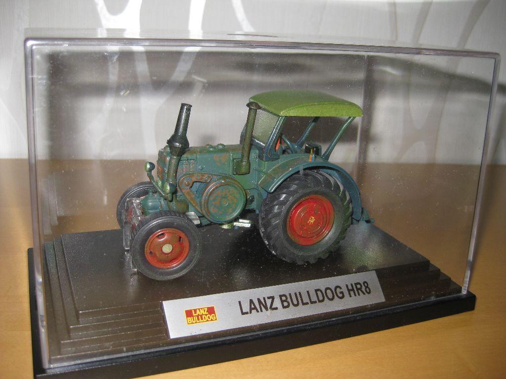 Siku Classic 4456 Lanz Bulldog HR8 in OVP OVP OVP 724c33