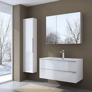Design Badmöbel Badezimmermöbel Badezimmer Waschbecken Waschtisch ...