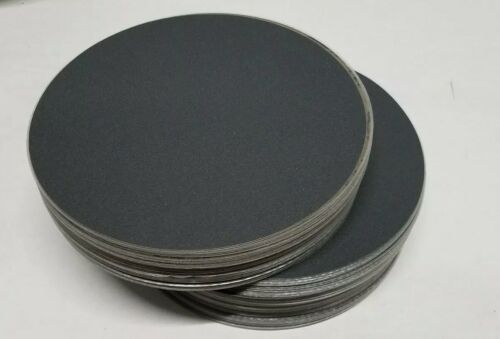 "peel and stick 240-600 grit W//Dry /""USA/"" 100 sheets PSA 6/"" D//A Sandpaper S//C"
