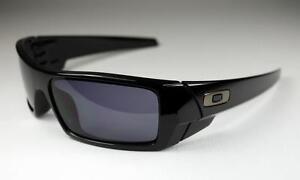 485a52b128 New Oakley Gascan Sunglasses Polish Black Grey 03-471 Free Shipping ...