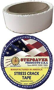 Self-Adhesive Stress Crack Tape USA Made