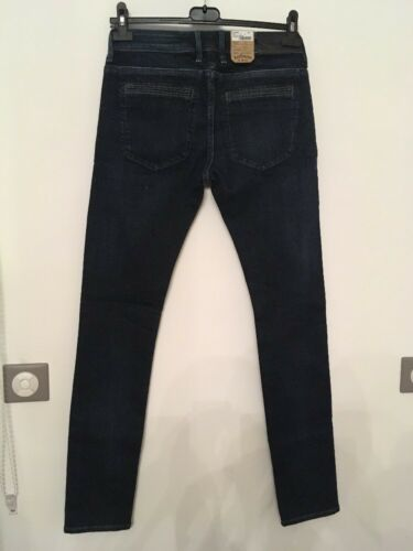 Fr 38 Brushed Jeans Slim Femme Taille Bleu 6521 Cooper Us Dark Joy Lee W27l32 IPvwx0rP