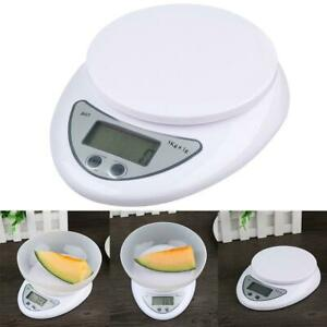 5kg-1g-Digital-Electronic-LCD-Kitchen-Food-Diet-Postal-Scale-Weight-Balance