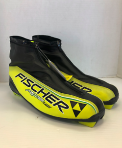 Ny Fischer S01308 RCS Carbonnite Classic Cross X -country åka skidor boot sz 10 Euro 43