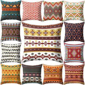 Am-Bohemian-Square-Throw-Pillow-Case-Cushion-Cover-Sofa-Bed-Home-Decor-Gift-Eye