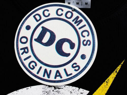 El logotipo de Flash Clásico Con Licencia inversa Zoom TV DC Comics Negro Para hombres Camiseta