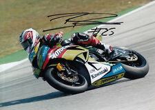 Broc Parkes Hand Signed Kawasaki 7x5 Photo WSBK 3.