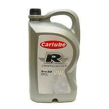 carlube 5w30 c3 longlife fully synthetic motor engine oil. Black Bedroom Furniture Sets. Home Design Ideas