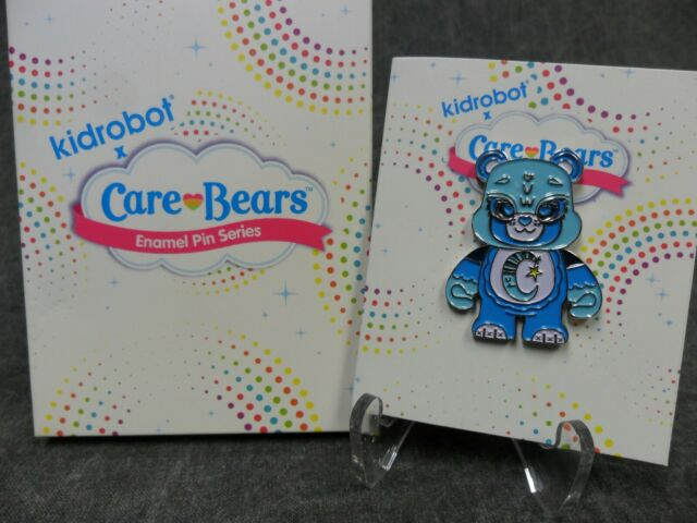 Bedtime Bear Kidrobot Care Bears Enamel Pin Series 1