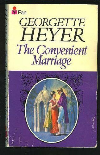1 of 1 - The Convenient Marriage By Georgette Heyer. 9780330103046