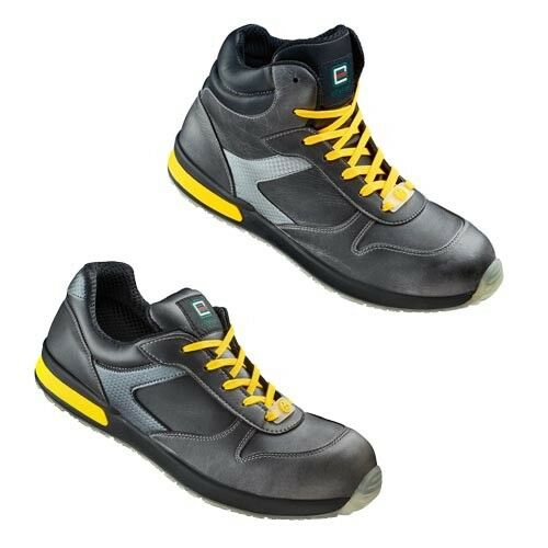 Elysee Safety Shoes Work Shoes Calf S3 Size 39-47 SPECIAL OFFER!!!